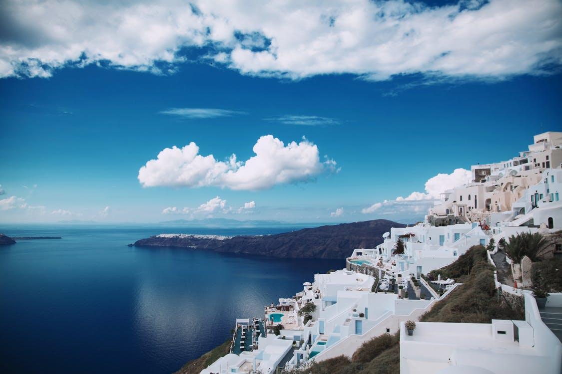Tour bus operator in Greece
