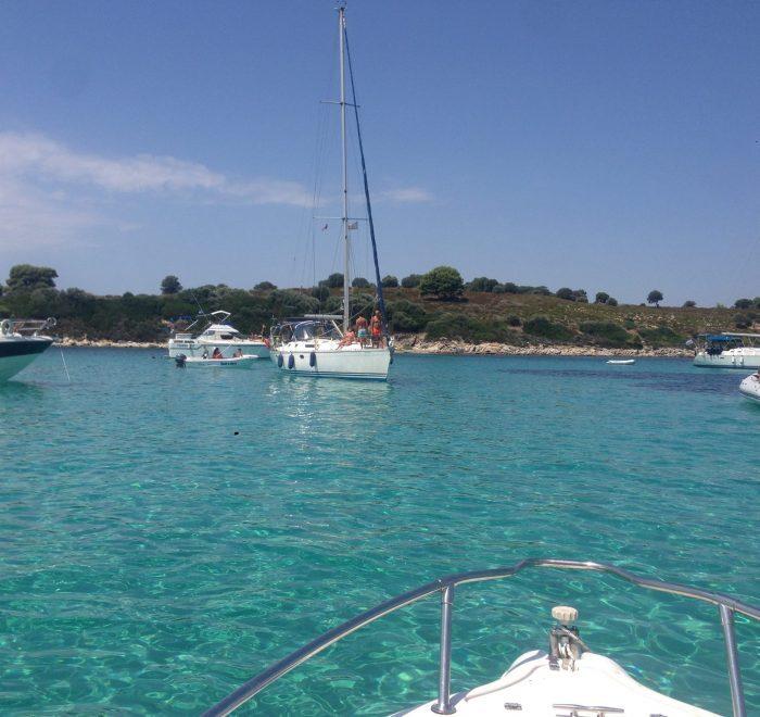 Kassandra Halkidiki boat tours