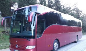 Bus charters in Greece