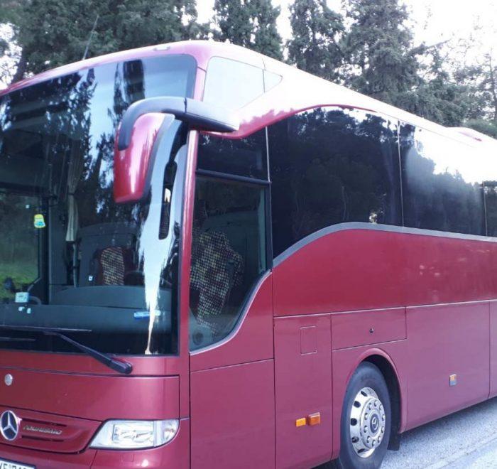 Wedding coach hire Thessaloniki