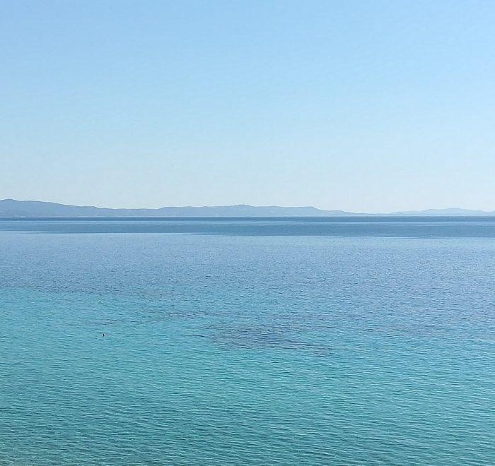 Halkidiki private beach tours