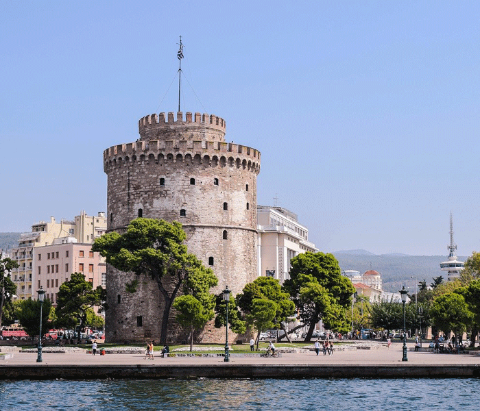 Greece tours Thessaloniki starting