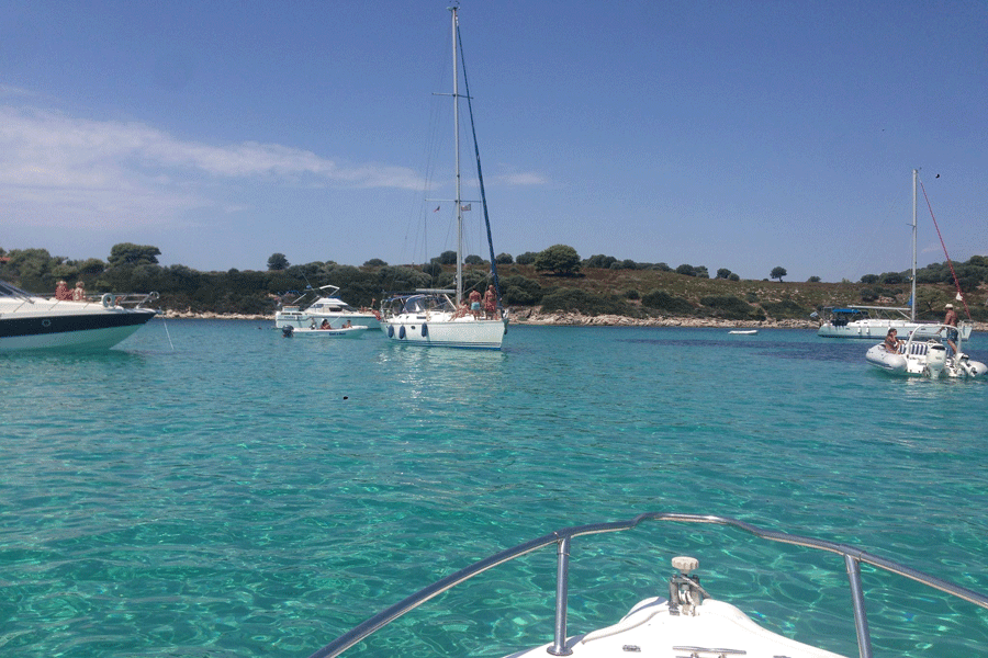 Fishing trips to Halkidiki