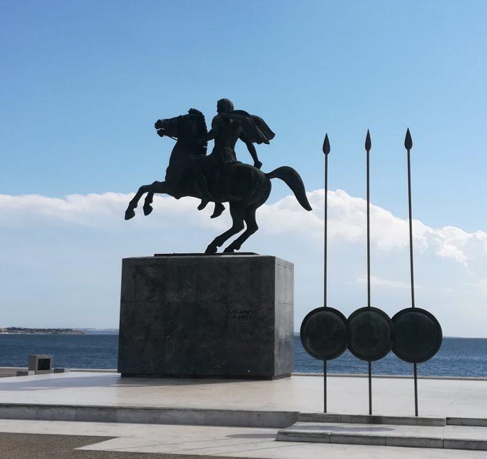 Thessaloniki round trip