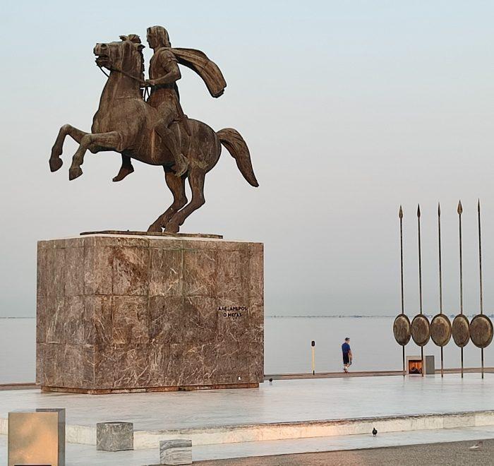 Thessaloniki transfers & tours